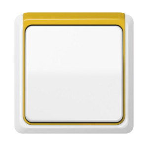 JUNG_CDplus_EF_white_yellow_switch